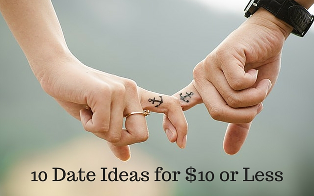 10 Date Ideas for $10 or Less