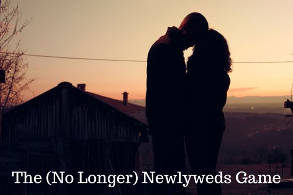 The (No Longer) Newlyweds Game (2)
