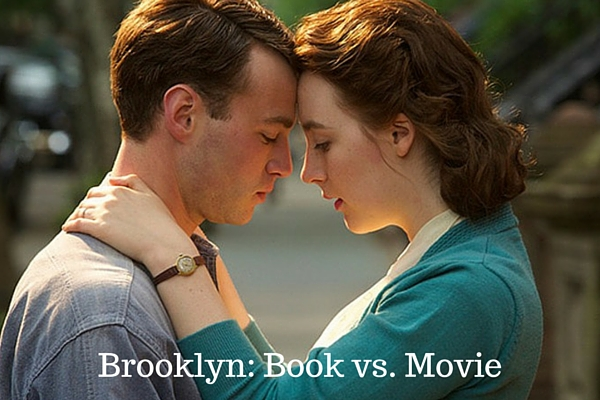 Brooklyn- Book vs. Movie