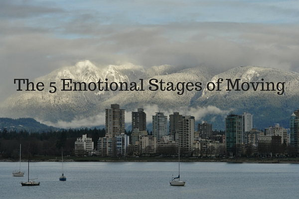 The 5 Emotional Stages of Moving