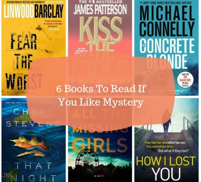 6 Books To Read If You Like Mystery - Just Murrayed